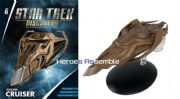 Star Trek Discovery Starships Collection #6 Vulcan Cruiser Eaglemoss